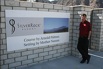 Double Time at Silver Rock